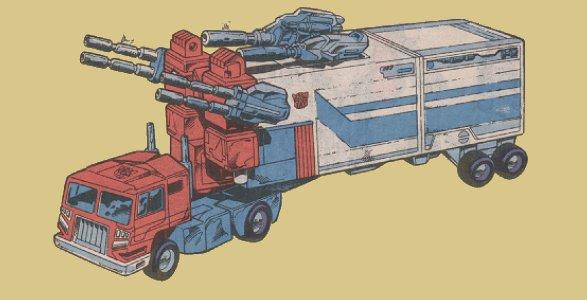 [FansHobby] Produit Tiers - MB-06 Power Baser (aka Powermaster Optimus) + MB-11 God Armour (aka Godbomber) - TF Masterforce Optimus_Prime_PM2