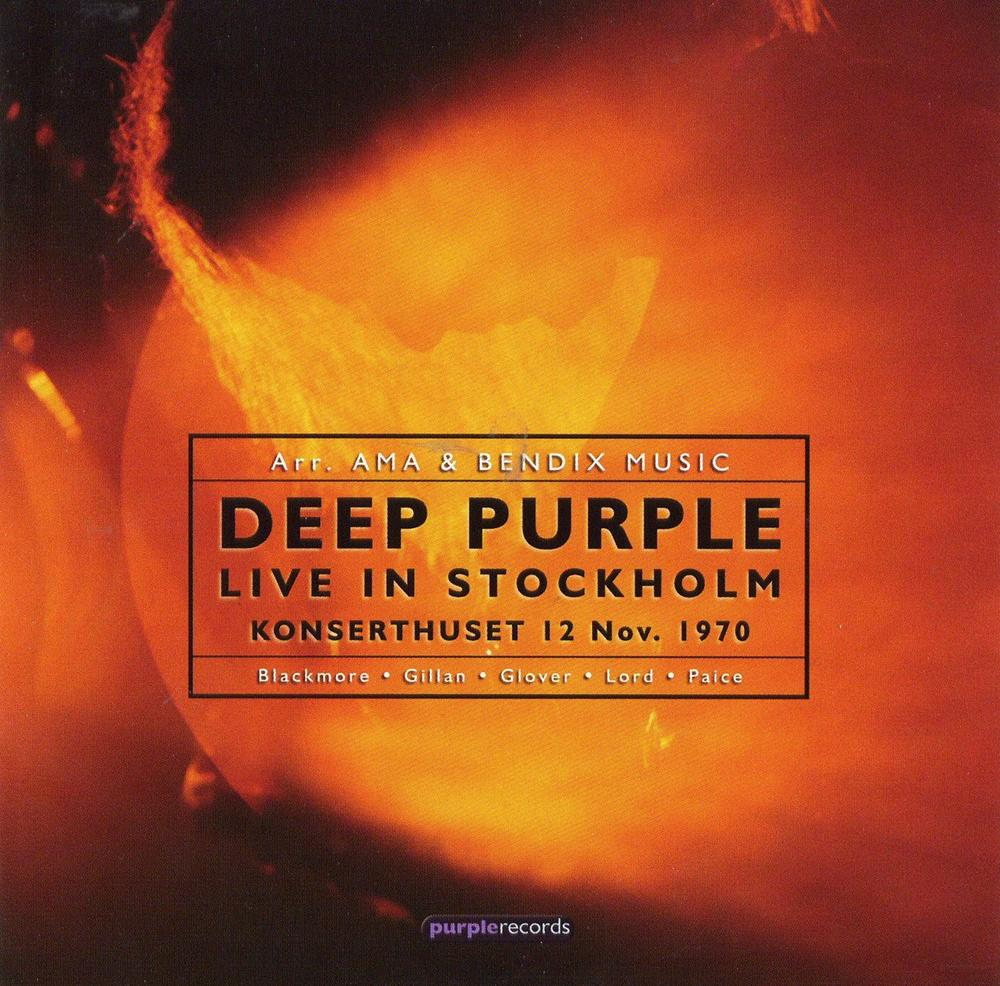 Deep Purple - Scandinavian Nights (1988) / Live in Stockholm (2005) 1000x1000