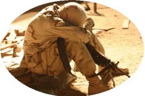 El cristiano y el ejército: ¿Se puede ser soldado y ser cristiano? Soldado-300x198