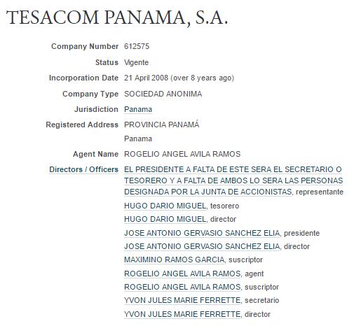 NOTICIAS DEL ÁMBITO ESPACIAL ARGENTINO. - Página 3 Tesacom-panama