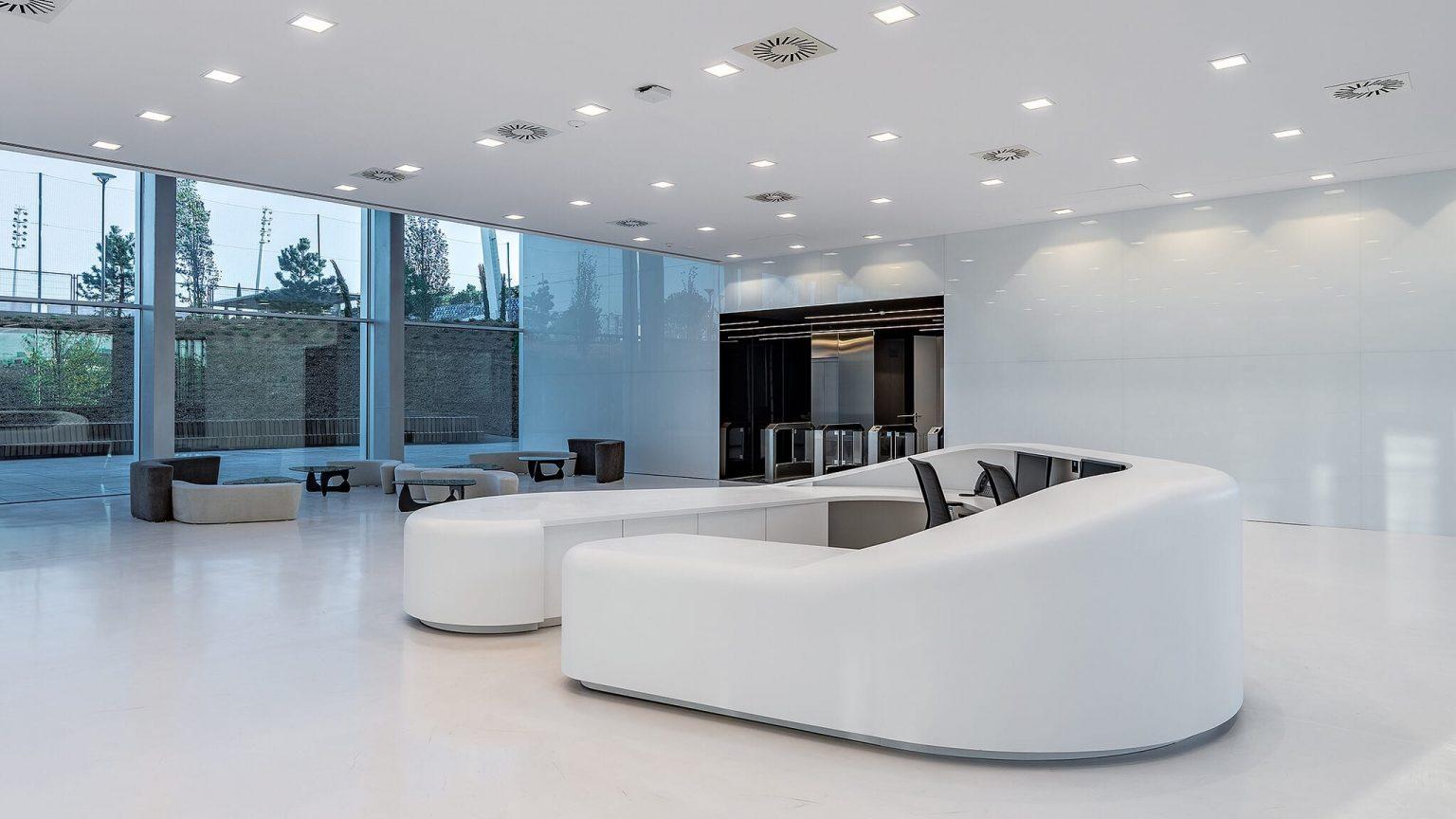 El nuevo Cuartel General del Real Madrid por dentro Img_6448