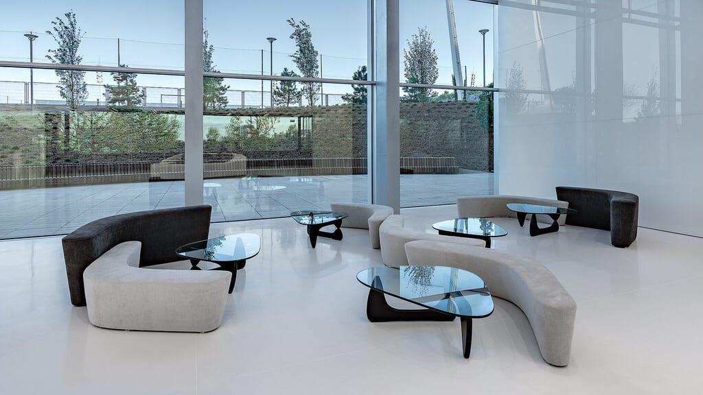El nuevo Cuartel General del Real Madrid por dentro Img_6449