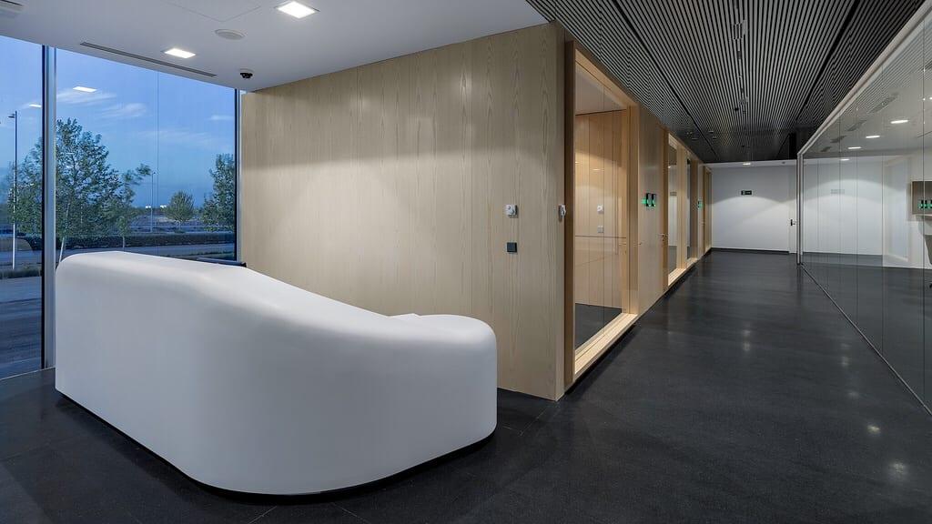 El nuevo Cuartel General del Real Madrid por dentro Img_6451