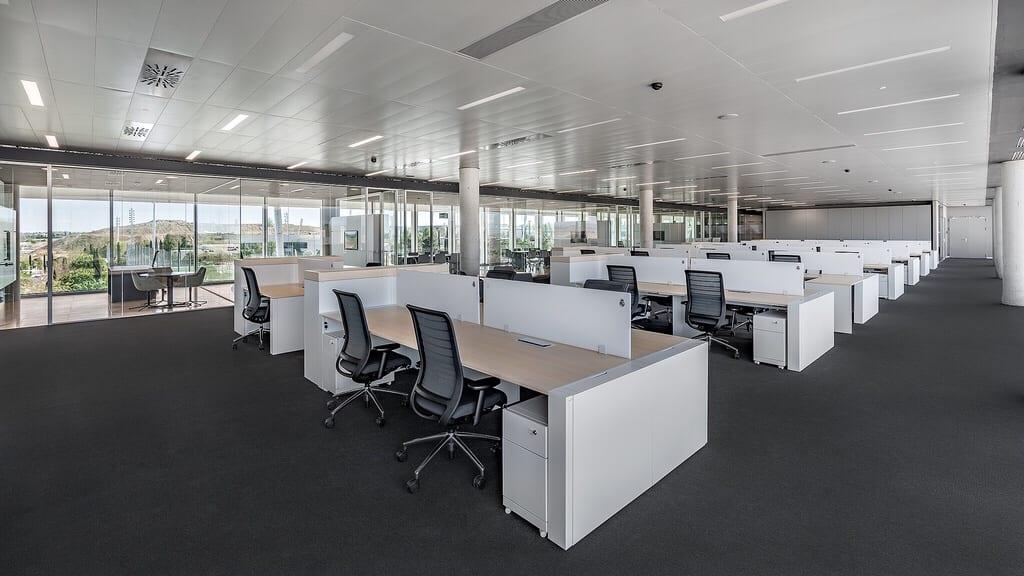 El nuevo Cuartel General del Real Madrid por dentro Img_6459