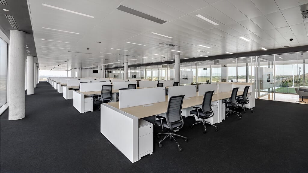 El nuevo Cuartel General del Real Madrid por dentro Img_6462