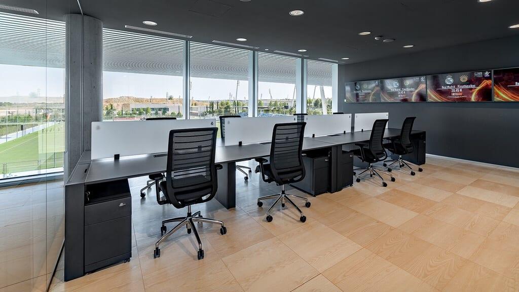 El nuevo Cuartel General del Real Madrid por dentro Img_6465