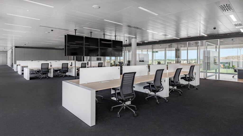 El nuevo Cuartel General del Real Madrid por dentro Img_6467