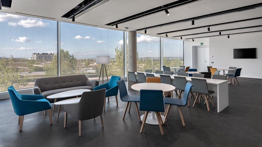 El nuevo Cuartel General del Real Madrid por dentro Img_6469