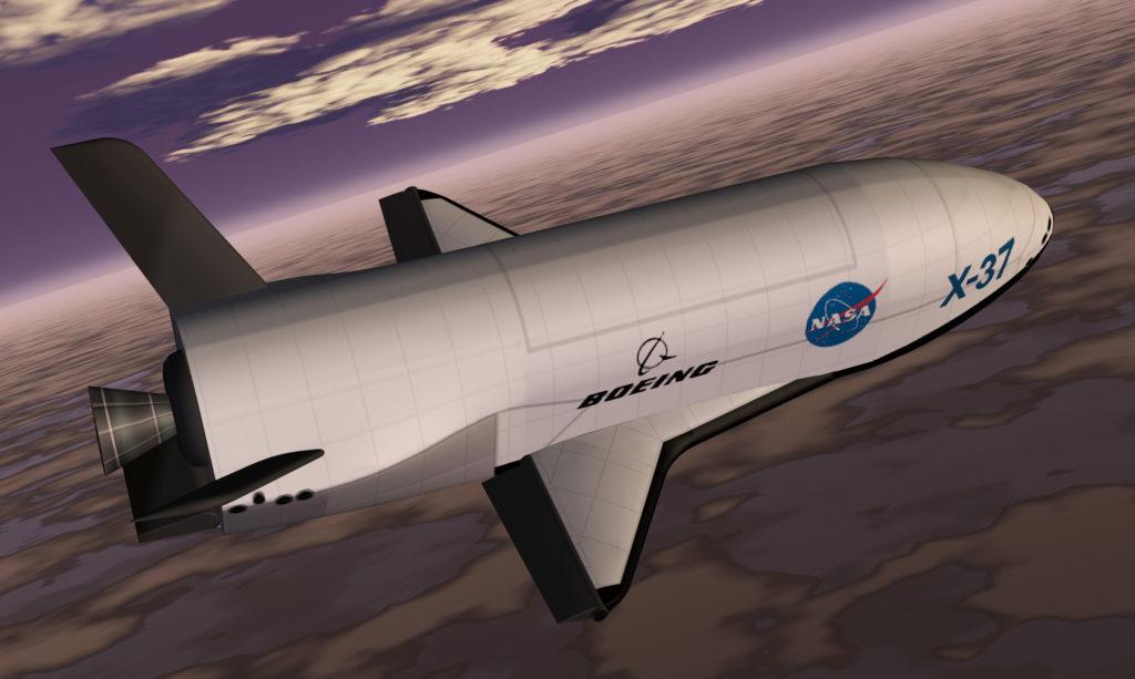 Des nouvelles du X-37B,le prototype secret d'un drone spatiale américain - Page 2 X-37_spacecraft_artists_rendition-1024x613