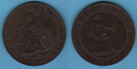 Oscurecer 5 céntimos. 5ctms1870EBCEBCMas
