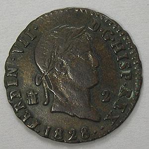 ¿Con cual de estas monedas de 2 maravedis os quedariais? [WM n° 7381, 7382, 7383 y 7384] Foto-121-a