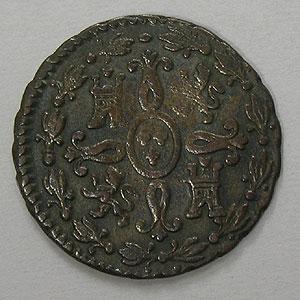 ¿Con cual de estas monedas de 2 maravedis os quedariais? [WM n° 7381, 7382, 7383 y 7384] Foto-121-r