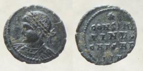 les monnaies anépigraphes pour les vicennales de Constantin Ier à Trèves 23712