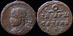 les monnaies anépigraphes pour les vicennales de Constantin Ier à Trèves 25585