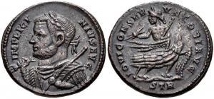 Licinius Ier - Trèves - Iovi Conservatori 26572
