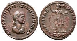 Nummus bible II - Forum des monnaies romaines entre 313 et 476. - Portail 72885