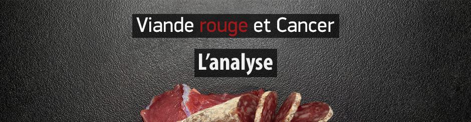 Viande rouge et cancer ViandeRouge-et-cancer_Intro
