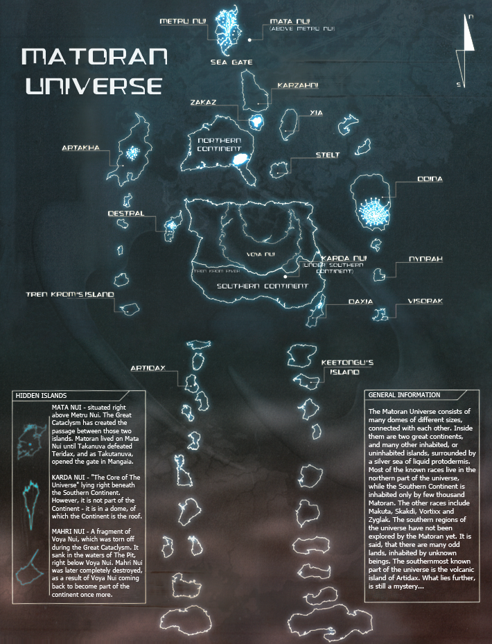 Tag 4 sur BIONIFIGS Matoran_Universe