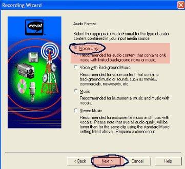 طريقة التسجيل من الكاسيت  إلى الكمبيوتر 16