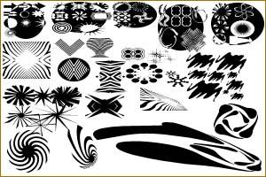 أشكال فوتوشوب Shap1
