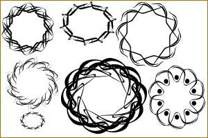 أشكال فوتوشوب Shap18