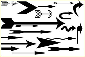 أشكال فوتوشوب Shap3