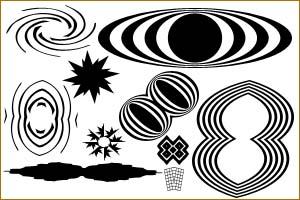 أشكال فوتوشوب Shap9