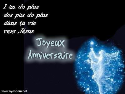 """***  """" Aujourd'hui , c'est  l' ANNIVERSAIRE de Marie-Josée""""  *** Anniversaire_joyeux8"""