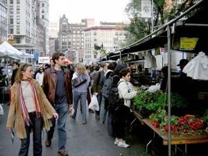 Le bistrot est ouvert - Page 3 New-york-union-square-farmers-market-300x225