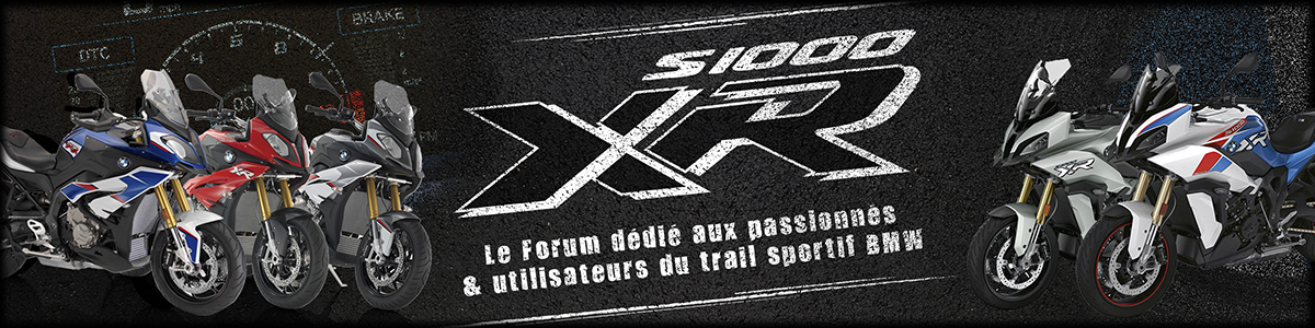 FORUM S1000XR FRANCE