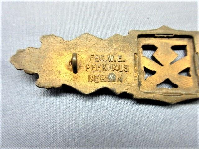 Authentification badge combat rapproché allemand Collectors%20Connection-3