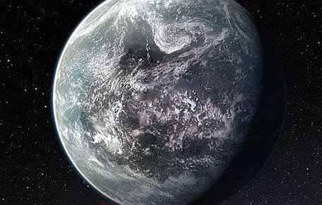 Existe um planeta por estrela Planeta
