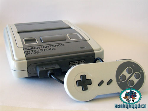 -= CUSTOM SUPER NES  =- Retrorac04