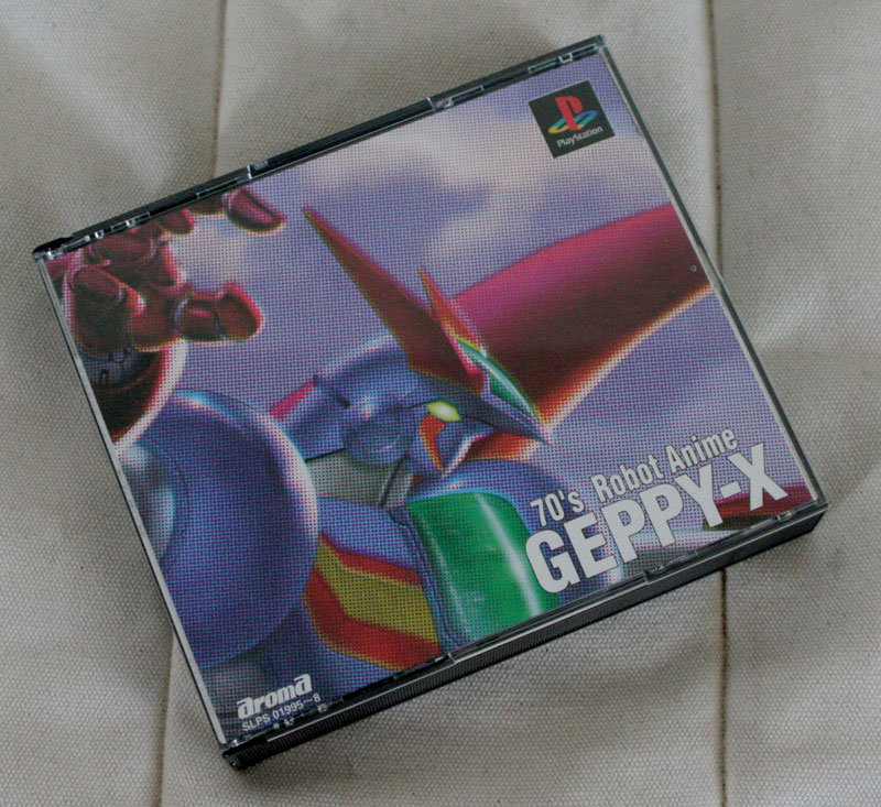 Les jeux exclu. Jap. en images (si possible) - Page 2 Ps-geppy-x-front