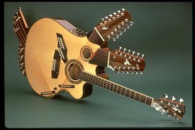 Guitares d'en France  Pikasso1