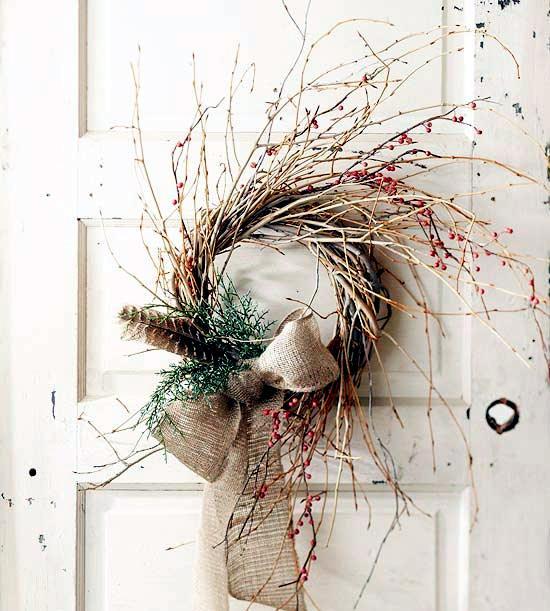 couronnes de Noel  Craft-christmas-wreath-25-inspiring-ideas-to-make-your-own-13-893