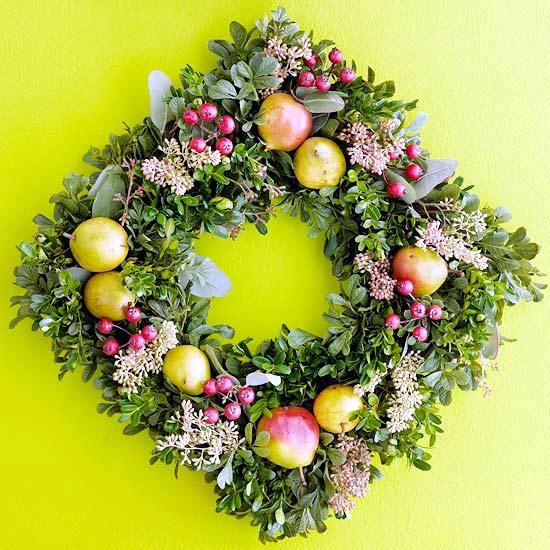 couronnes de Noel  Craft-christmas-wreath-25-inspiring-ideas-to-make-your-own-23-893