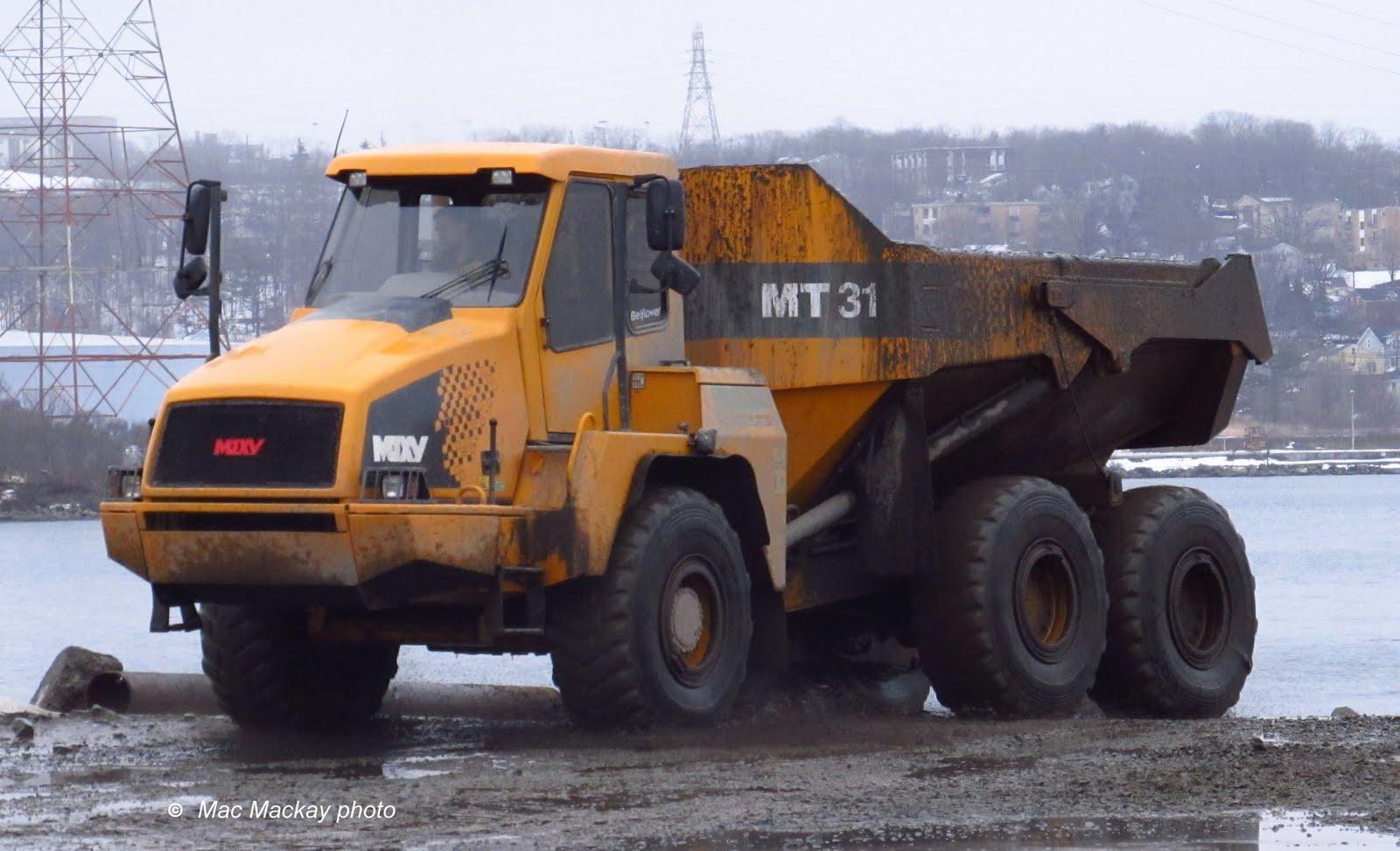 moxy  dumper tipper company Moxy%20MT31%20truck