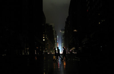 It's all CRUMBLING… NYC power outages to continue Power-grid-drill-400x259