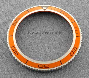 Sold: Brand new Omega Planet Ocean bezel and dial Ome082-2209.50.00