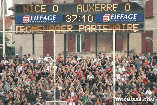 L1 : Nice - Auxerre 06