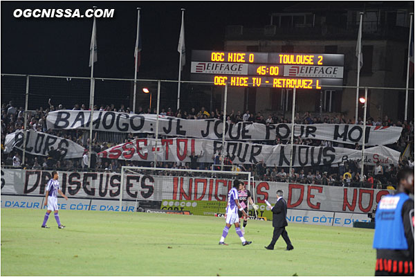 L1 : Nice - Toulouse 09