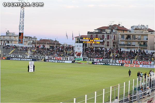 L1 : Nice - Le Havre 01