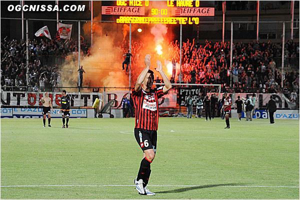 L1 : Nice - Le Havre 08