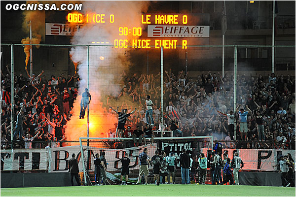 L1 : Nice - Le Havre 09
