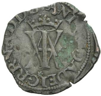 Liard de Bearn de ANTOINE de BOURBON y JEANNE d'ALBRET  4534A