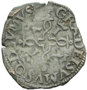 Liard de Bearn de ANTOINE de BOURBON y JEANNE d'ALBRET  4534R