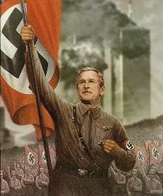 Tom Heneghan Update - September 26, 2013  Bush_nazi