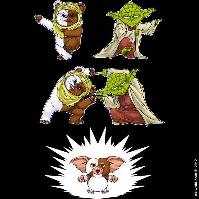 Images humoristiques ayant lien avec le jeu vidéo Fusion-yaha-t-shirts-hommes-noir-h-l_4