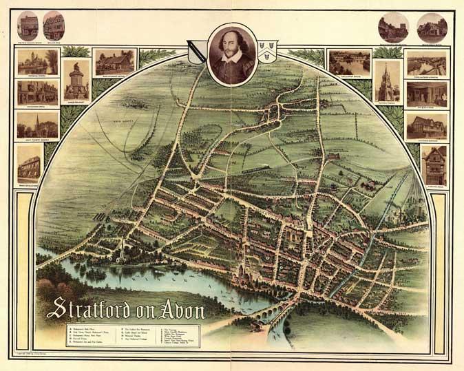 Stare geografske mape i karte - Page 6 Antique-map